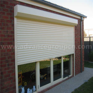 2020 ADALUS08 HOT SALE European standard Motorized aluminum roller shutter for shutters