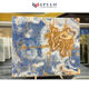 3 Years Warranty Marble Design Tile High Quality Blue Marble Floor Tile Gold Onyx Natural Stone Quartzite Slab