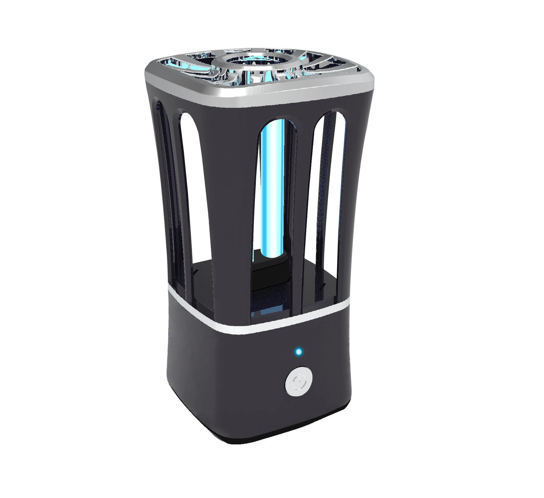 2020 UVC coche desinfección ultravioleta lámpara esterilizador <span class=keywords><strong>UV</strong></span> luz para aire acondicionado
