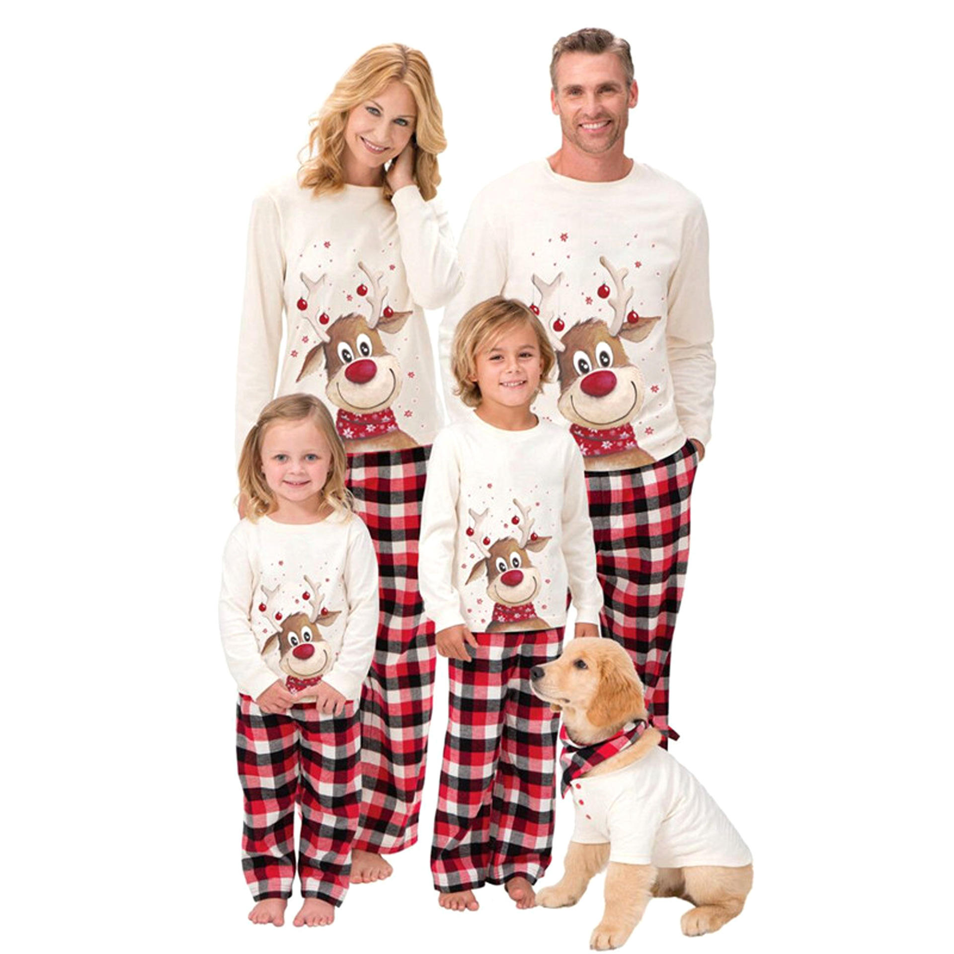 Father mother child outfits set clothes family matching clothing