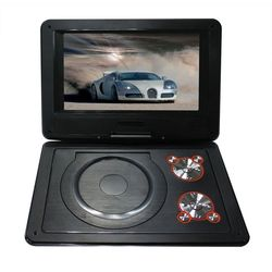 2019 hot sale TNT-780 7.8'' Portable EVD/DVD with TV player