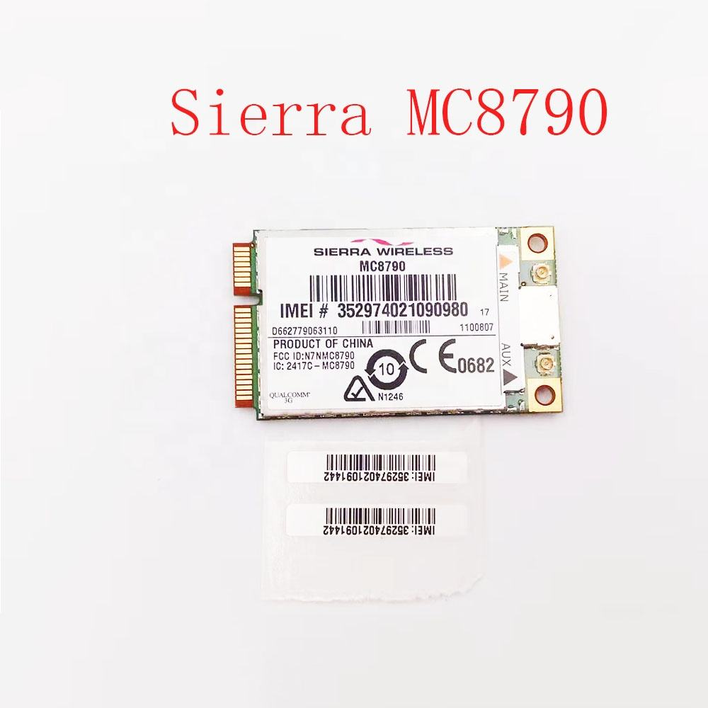 Unlocked Sierra Mc8790 3g Wireless Pci-e Module Card Gsm Gprs Edge