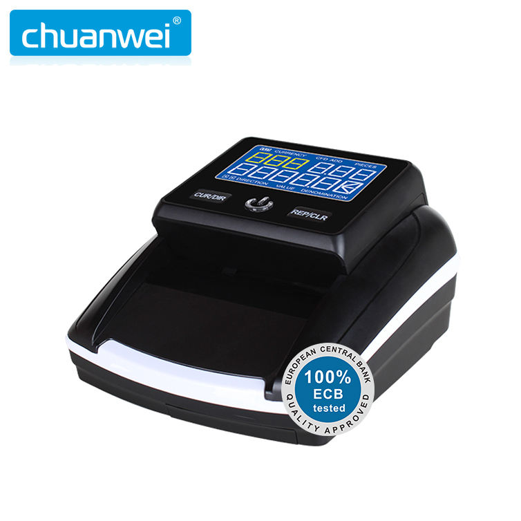 AL-130A Portable Banknote Detector Mini Money Detector Currency Detector