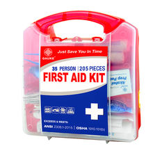 50 Person Large Workshop Office First Aid Kit Box