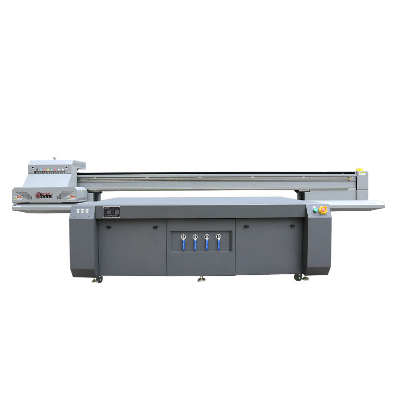 Topme F2513-R5 worldwide use large format flatbed uv printer on wood