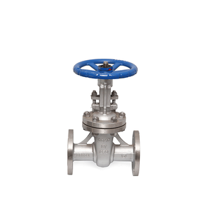 Chinese Supplier Z41W Metal Seat Ring WCB Flanged Gate Valve