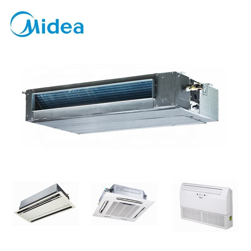 Midea High Efficiency extractor Ducted chilled water fan coil unit AC-2-Pipe 4-Row Duct