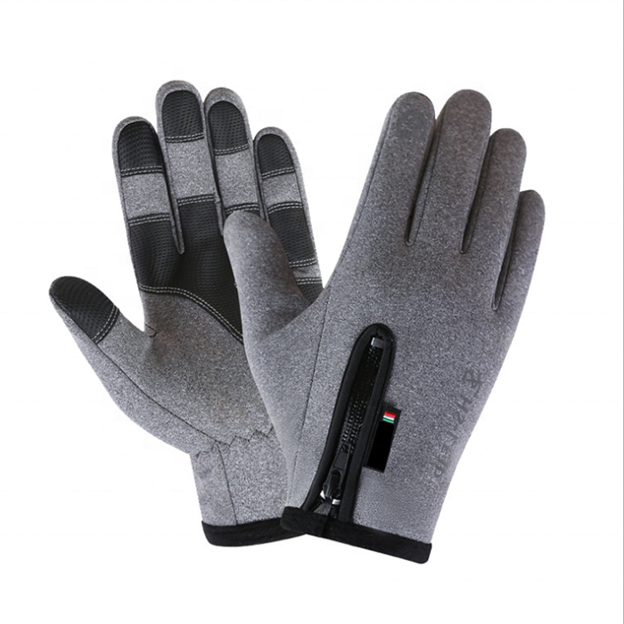 New Arrival Winter Touch Screen Windproof Waterproof Thermal Gloves For Men Women Camping Cycling Outdoor
