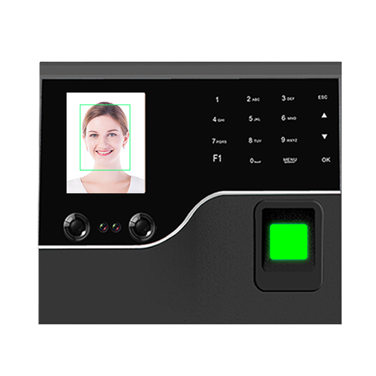 Free Software Web Based Face Fingerprint Id Recognition Time Clock Attendance System Machine