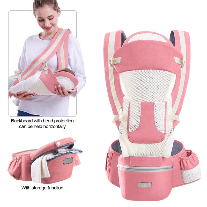 Baby Carrier Toddler Backpack Hipseat Sling Newest Type Cheapest For All Seasons with Hip Seat Backpack Baby Carrier