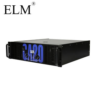 CA Series Multifunctional 2000 Watt Power Amplifier For Wholesales ca20