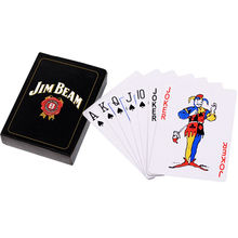 Custom Printing Poker Size High Quality Poker Club Paper Playing Cards
