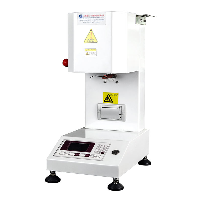 Melt Flow Index Extrusion Plastometer Tester Equipment for Plastic Industry