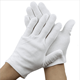 Wholesale Full Finger White Seamless Hand Cotton Glove for Working