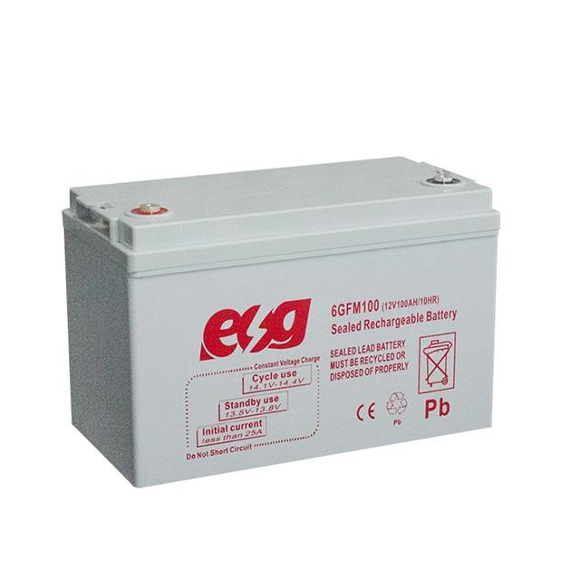 MF 12V100Ah AGM GEL Deep Cycle Solar Battery