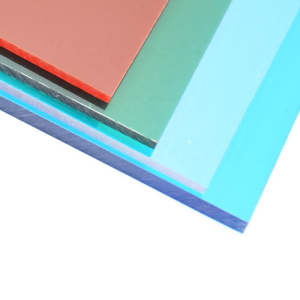 Lexan solid 10mm 16mm 18mm polycarbonate sheet
