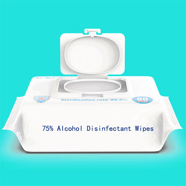 Portable Fast Delivery Private Label Disposable Refreshing Hand Cleaning Pad Wet Wipes For Household