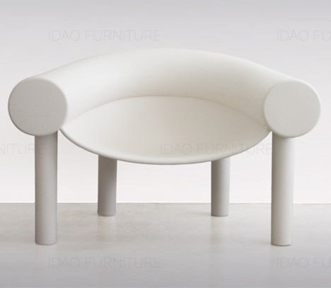 Home Furniture General Use and Dining Chair Specific Use acrylic dining coffee tea table Nordic style cute dining chair