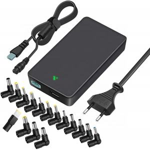 15-20 90W Fino V Universal Laptop Charger Adapter Para Acer Asus Dell HP Lenovo