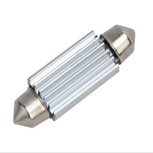 3014-27smd-36 Mm Lampu Point Nonpolarity Mobil LED Memperhiasi Lightinterior Lampu Lampu Baca