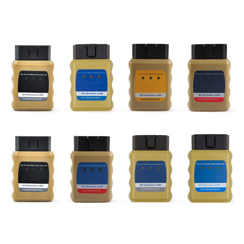 ADBLUE OBD2 FOR 8 TYPES TRUCK EMULATOR FOR FRD FOR SCANIA FOR MAN FOR RENAULT FOR IVECO FOR VOLVO FOR DAF FOR EBNZ TRUCK