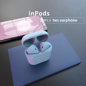 Inpods Macaroon i7 Mini tws i7s tws mini Earbuds i7 Earphones Samples Free Earphone Product Samples Free Sample Products