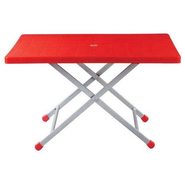 PLASTIC TABLE, FOLDING TABLE, GARDEN TABLE-HOT SALE TABLE- NEW MODERN STYLISH TABLE