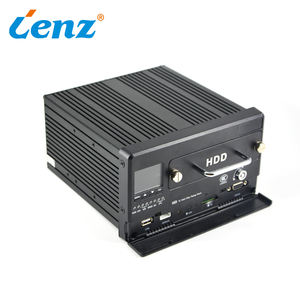 12channel 1080P high definition AHD Mobile DVR with 3g 4g GPS Wifi H.265 high profile video compression