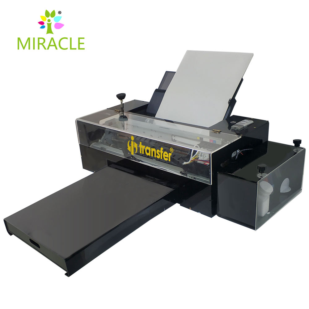 A3 size dtf inkjet printer for heat transfer textile fabric Tshirt