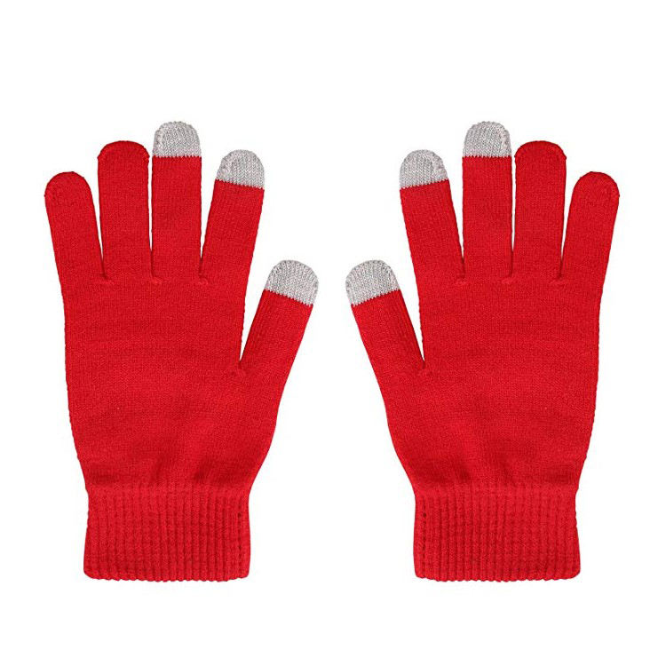 Cheap Unisex Women Men Magic Knit Winter Texting Touchscreen Gloves