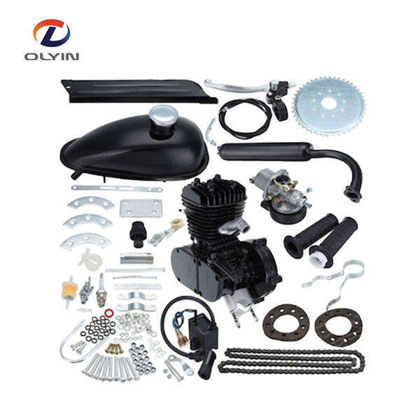 Motorized gas bicycle engine kit 49cc 50cc 80cc 100cc PK80