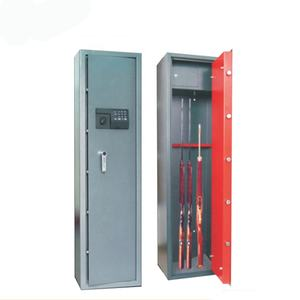 Crazy Selling Powder Coating Hot-rolling Steel Security Electronic Digital Development Treadlock Gun Safe Cabinet