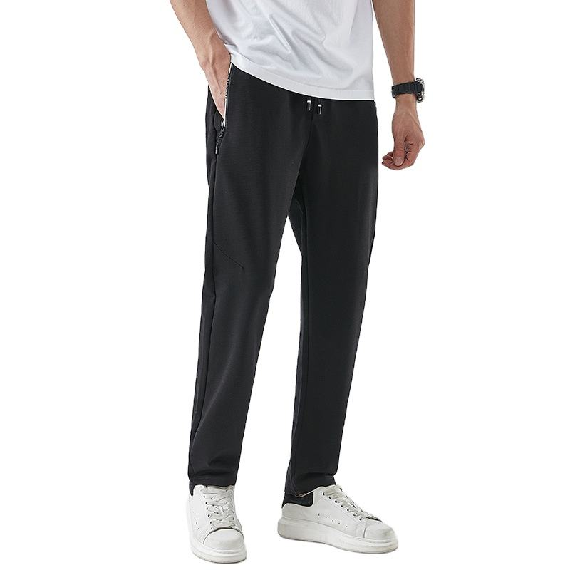 Men's Straight Sports Thickened Casual Track Pants