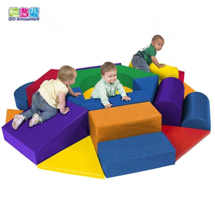 Factory Supply Speeltoestellen Kids Soft Play Groothandel