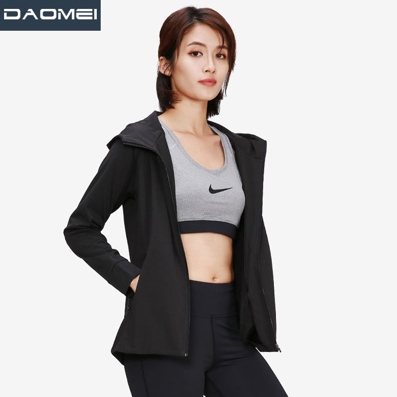 Unisex Pure Color Fashion High Quality Pocket Hoodies Sweatshirts Women Blank Zipper Casual Tracksuit