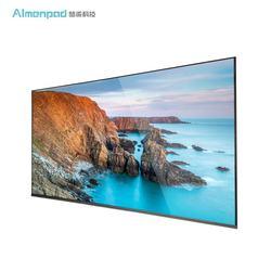 AIMENPAD 2G+16G 4K UHD HDR 82 inch lcd/led smart tv full screen display D82CUE