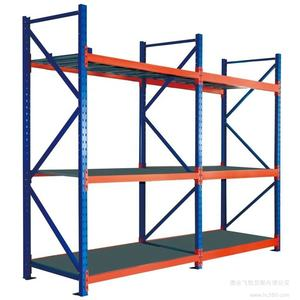 Custom-made Storage Multi-layers High Cold Rolled Steel Material Warehouse Rack