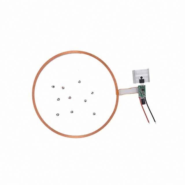 A19-- Decorative One-to-many Lights Wireless Power Supply Wireless Charging Module XKT801-05 1 order