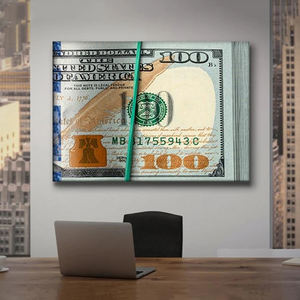 Rubberband Racks Money Canvas Art See it to believe it Motivational Quate Art Canvas Painting Wall Decor Prints