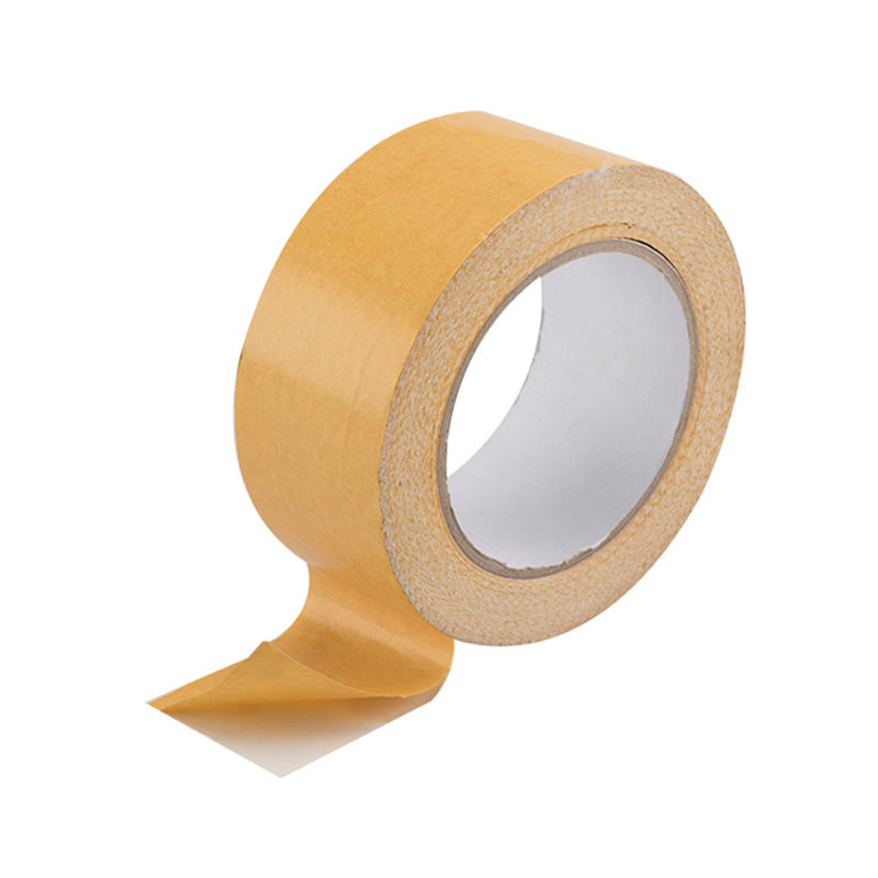 Strong Adhesive 160mic Thickness Double Sided Cloth Joining Duct Carpet Tape
