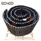 ECHOO PC300LC-8 track group for Komatsu heavy excavator parts for PC300LC 8 steel track link assy with 900MM track pad shoes