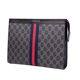 Handbag Custom Men's Business Casual Cowhide PVC Handbag