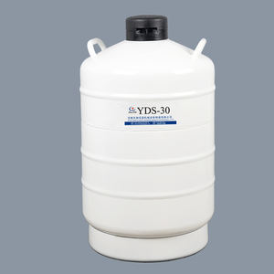 medical frozen cow semen dewar yds 30l tank gas cylinder 35 liter cryocan liquid nitrogen container