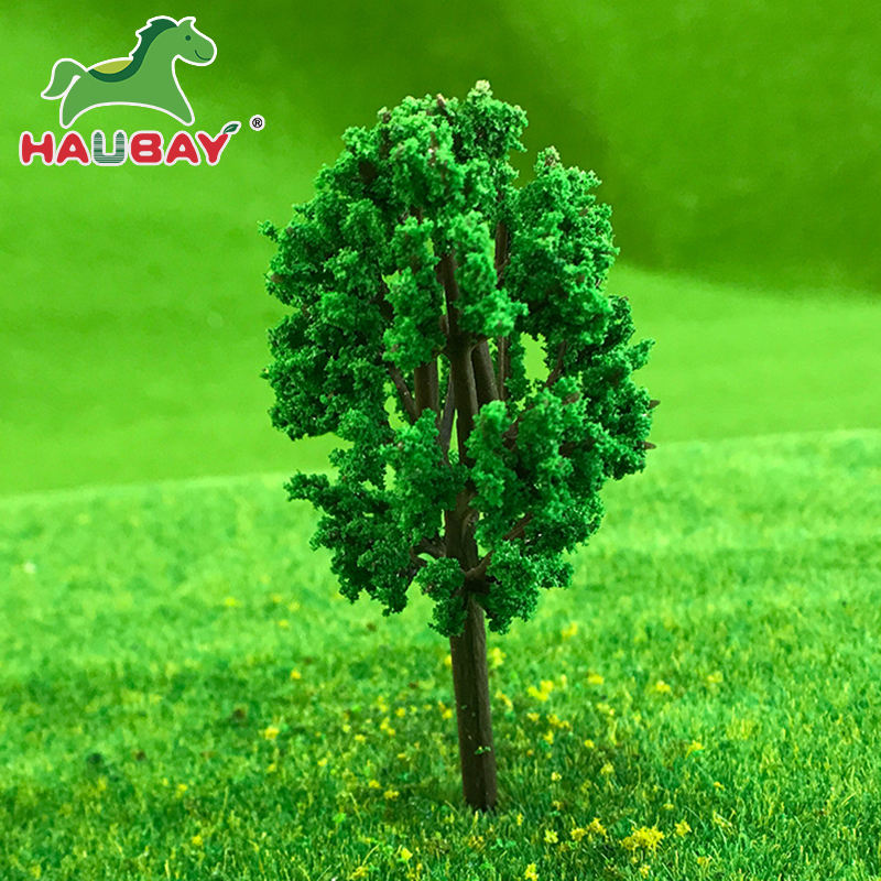 Online Wholesale Model Tree Ho Plastic Model Kit Tree, Factory High Quality Plastic Architectural Scale Model Trees
