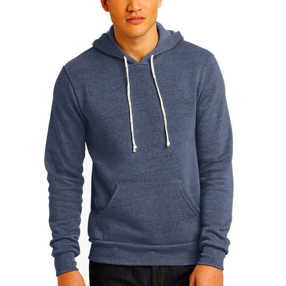 Hot Sale Men Hoodies Light Blue Color Zipper Up Style With Twin Pocket Design running Wear Hoodies