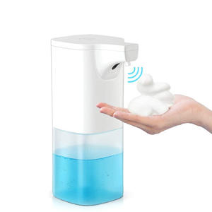 Touchless Handsfree Sanitizer Vloeibare Elektrische Schuim Smart Spuiten Alcohol Schuim Gel Automatische Sensor Zeepdispenser Wall Mounted