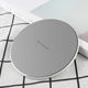 5v/2a [ Charger Pad ] 10W Qi Wireless Charger Universal Portable Fast Charing Pad For IPhone