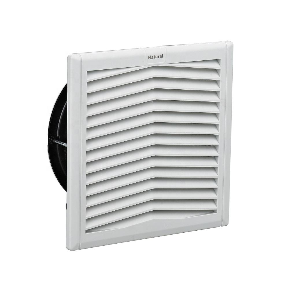 China good selling abs electrical cabinet enclosure filter+fan, filter-and-fan, fan-and-filter