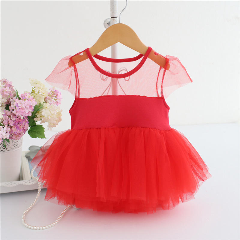 This Is The Best Sold Baby Cheap Cotton Dresses In Kid Party Girls Clothes From China Market