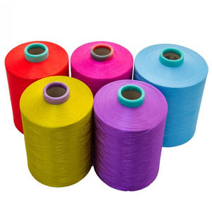 DTY polyester yarn 75D/36F stock on sale